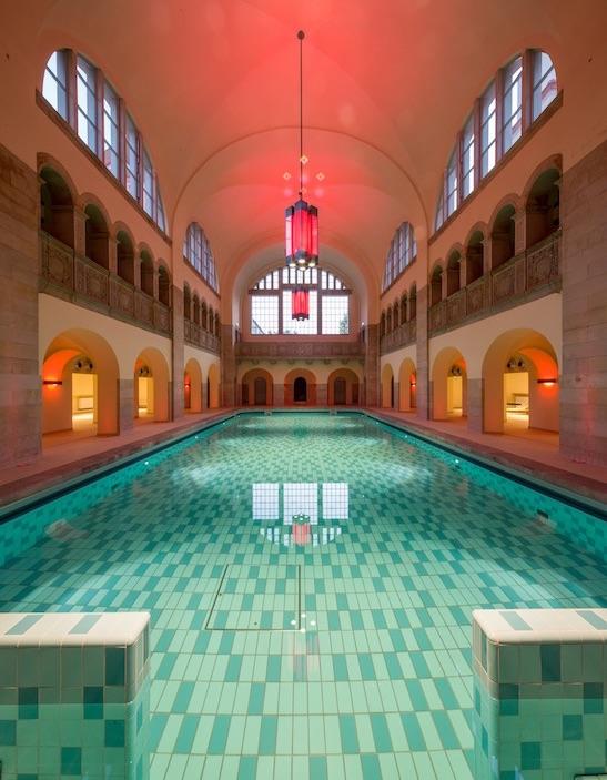 Oderberger Hotel Schwimmbad